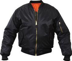 e187037eb2e Amazon.com  Rothco MA-1 Flight Jacket