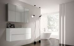 Smyle bathroom by Idea Group