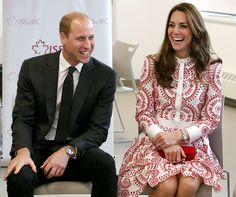 Prince William & Kate Middleton from The Big Picture: Today's Hot Pics | E! Online