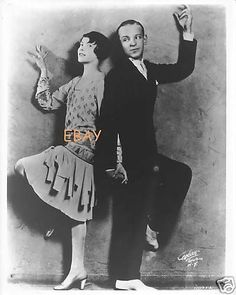 Fred Astaire & sister, Adele