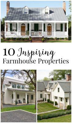 10 Inspiring Farmhou