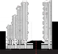 Platonian Tower in Lima by Tammo Prinz Architects