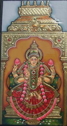 Tanjore Paintings - Golden Streak Adorn Your Life with ART Mysore Painting, Kalamkari Painting, Kerala Mural Painting, Tanjore Painting, Ganesha Painting, Buddha Painting, Pichwai Paintings, Indian Art Paintings, Traditional Paintings