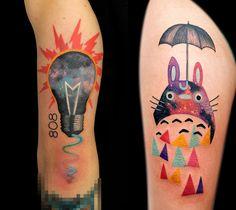 I tatuaggi di Loreprod #tattoo #art #ink #skin