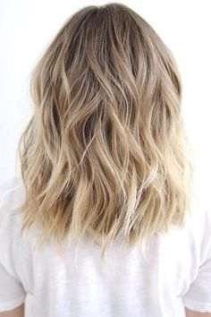Balayage Blonde Hair Color | It's a new era of hair for golden girls. Do blondes really have more fun? We can neither confirm nor deny, but these fabulous blonde hair color ideas for 2018 have us itching to try something new. If rainy, cold wintery weather has given your beauty routine a major case of cabin fever, we've got your ticket to somewhere sunny. First stop: the salon. Whether channeling a platinum shade à la Monroe or our most recent color crush, ash blonde, we're finding color
