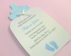 Diy bottle baby shower invitation template for baby girl from 10 blue red nautical baby shower invites baby onesie shower invitations onesie anchor elegant gem baby onesie card navy blue and red filmwisefo Gallery