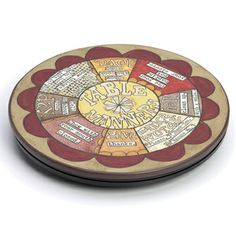 Table Manners Lazy Susan
