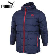 Original New Arrival 2017 PUMA PWRWarm 600 Goose Down Pack Men s Down coat  Hiking Down Sportswear 6b15a76f3