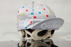 Mountains Cycling Cap (cap, cycling cap, hat, textile) | Hat | Cadence Collection $39