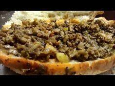 istiridye mantarı kokoreci - YouTube