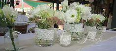 floral centrepieces vintage - Google Search