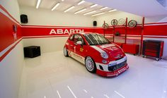 Abarth 500 Assetto Corse #racing #abarth
