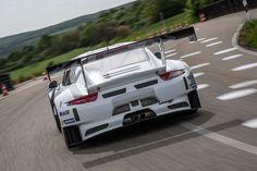 Porsche GT3 R: Neuer 911er mit 500 PS und 2-Meter-Heckflügel (Bildergalerie, Bild 6) - AUTO MOTOR UND SPORT
