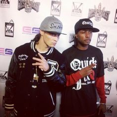 2013 - Bizzy & Krayzie Bone at West Coast Fest - 3/23/2013