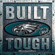 Philadelphia Eagles Built tough Eagles Memes, Eagles Nfl, Philadelphia Eagles Fans, Fly Eagles Fly, Football Team, Pennsylvania, Athletes, Cave, Logos