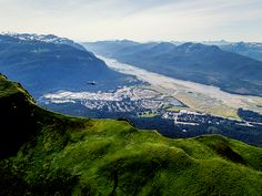 See Alaska from a helicopter.