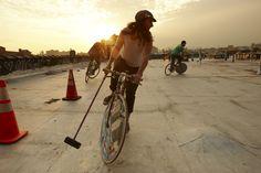 Sam Robinson - Photographer - Bike Polo