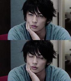Headcanon Kurosuke: Tamaki Hiroshi- the sass in that face and the hairstyle is just perfect.