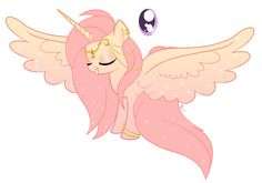 Sparkle Wing is 10 and loves to fly her mom was a alicorn and her dad was a pegasus so it was a birth defect to get big wings pls adopt!