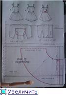 Изображение Moxie Teenz sun dress pattern