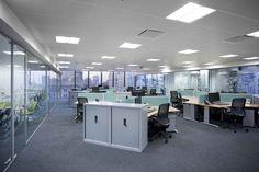 Open plan, Office design, Interior design, Manifestations, Workspace, Fit-out