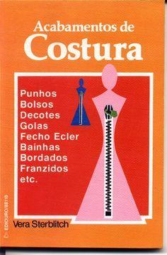 LOJA SINGER PORTO: Livro de Costura - Livro de acabamentos de costura...