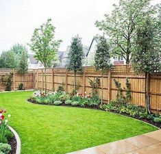 Marvelous Backyard Fences Design Perfect For Your Decoration 04 Modern Landscaping, Front Yard Landscaping, Landscaping Ideas, Patio Ideas, Backyard Ideas, Fence Ideas, Diy Patio, Garden Ideas, Inexpensive Landscaping