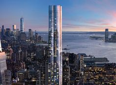 new york tower by DSR and rockwell group tops out as hudson yards sets opening date | Netfloor USA