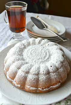 Torta al limone aromatizzata al tè by idolciadiimma, via Flickr