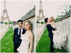 #elopement #Eiffel #tower #Paris I love this dress
