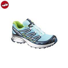 SALOMON Damen Laufschuhe Trail Schuhe Wanderschuhe Sportschuhe X Wind
