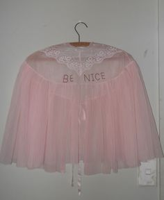 Be Nice Bed Jacket
