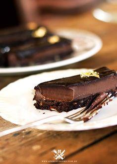 "MasterChef Australia (Season 3):  Billy Law's ""Deadly Chocolate Delice"" recipe."