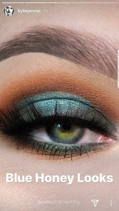 Blue Honey Palette by #KylieJenner #makeup