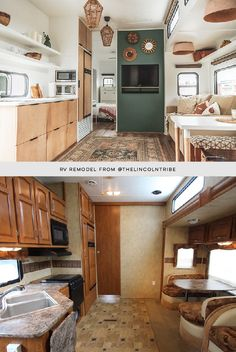 Tyni House, Tiny House Living, Rv Living, T3 Vw, Rv Redo, Rv Homes, Caravan Renovation, Travel Trailer Remodel, Trailer Decor
