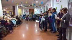 GRUPO REIFS 2016 Coro Infantil de Parroquia en Grupo Reifs Alcalá de Guadaíra-Centro Mayores Guadaíra