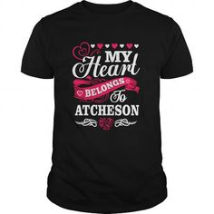 ATCHESON belongs to my heart #name #tshirts #ATCHESON #gift #ideas #Popular #Everything #Videos #Shop #Animals #pets #Architecture #Art #Cars #motorcycles #Celebrities #DIY #crafts #Design #Education #Entertainment #Food #drink #Gardening #Geek #Hair #beauty #Health #fitness #History #Holidays #events #Home decor #Humor #Illustrations #posters #Kids #parenting #Men #Outdoors #Photography #Products #Quotes #Science #nature #Sports #Tattoos #Technology #Travel #Weddings #Women