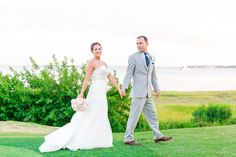 Patriots Point Charleston Wedding featuring a Stella York wedding dress. Charleston wedding photographer Dana Cubbage