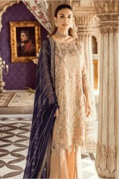Master Replica Dresses | Master Replica Pakistan Pakistani Party Wear, Pakistani Couture, Pakistani Dress Design, Pakistani Designers, Pakistani Suits, Indian Dresses For Girls, Girls Dresses, Casual Dresses, Fashion Dresses