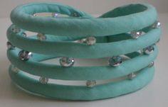 Razimus Comfortable Handmade Fabric Jewelry