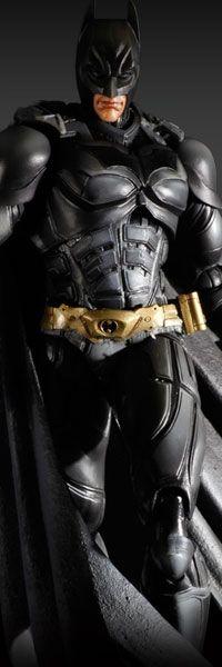 Batman - The Dark Knight Rises (PLAY ARTS KAI) $64.99