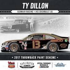 2017 Darlington Throwback Paint Schemes | Official Site Of NASCAR Classic Race Cars, Paint Schemes, Nascar, Racing, Painting, Running, Paint Color Schemes, Auto Racing, Painting Art