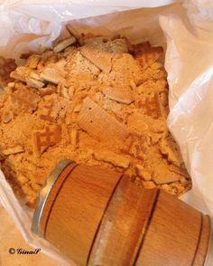 Tort diplomat pe blat de biscuiti – Sa Gatim cu Gina Peanut Butter, Desserts, Tailgate Desserts, Dessert, Deserts, Food Deserts, Postres, Nut Butter