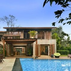 Vernacular House in india