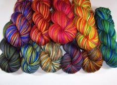 """Yarn as drugs expanded. """"Red Heart = Huffing spray paint out of a Kmart sack.  It just is.  You know it is."""" by brittney"""