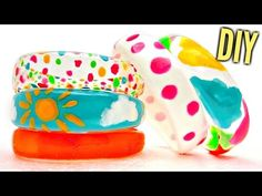 How to Make Bracelets Recycling Plastic Bottles | DIY Bracelets - YouTube