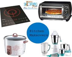 Make your kitchen shine with new kitchenware items. For more click below.   https://eazyshopping4u.com
