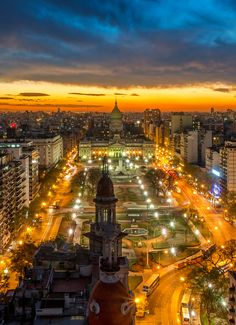 5 Places You Have To See In Your 20s - Buenos Aires of Argentina
