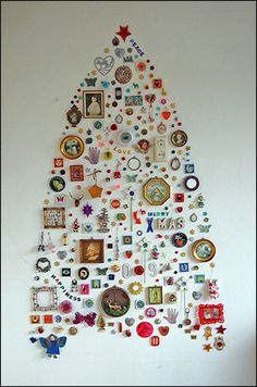 Alternative Christmas Trees - Just Between Friends Sale Blog #ilovejbf www.jbfsale.com