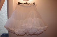 Super fluffy crinoline! Suitcase, Tulle, Magic, Skirts, Fashion, Moda, Tutu, Suitcases, Skirt Outfits